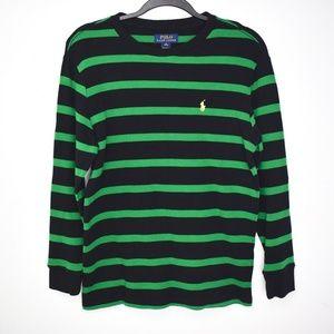Polo Ralph Lauren Thermal Long Sleeve T Shirt